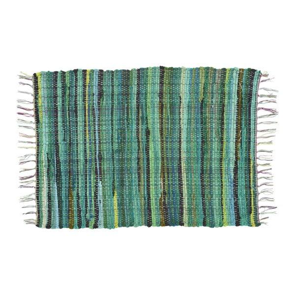 Dywanik Athezza Bana Green, 60x90 cm