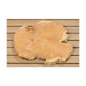 Taca drewniana Teak