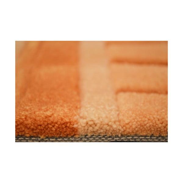 Dywan ręcznie tkany Calypso, 70x140 cm, wanilia