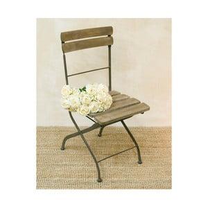 Krzesło Lodge, brązowe