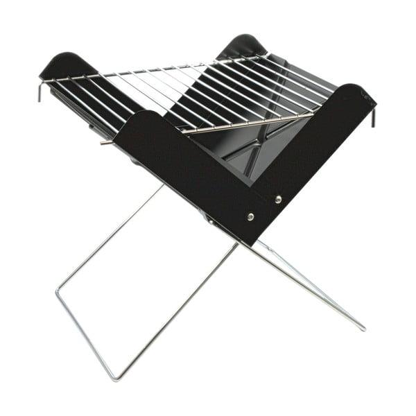 Składany grill na węgiel