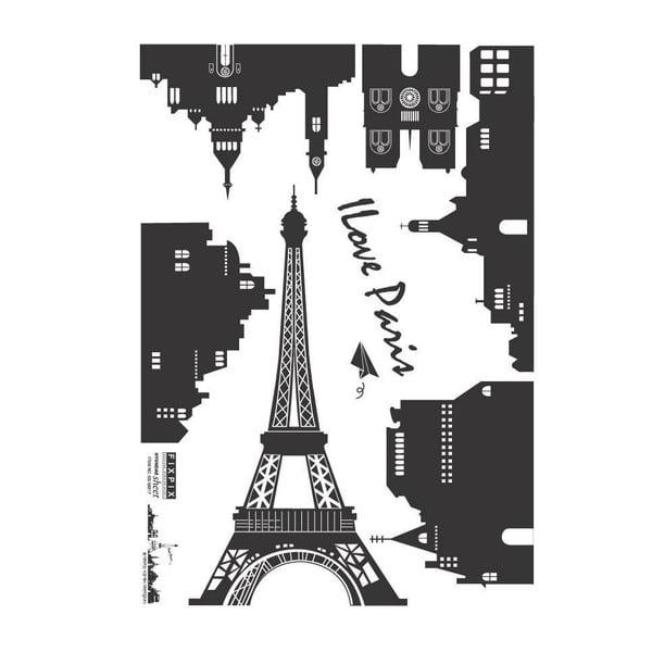 Naklejka Ambiance Paris Landscape