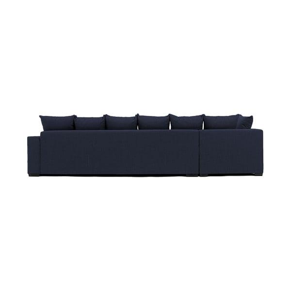 Sofa (zestaw wypoczynkowy) VIVONITA Linus, ciemnonbiebieska