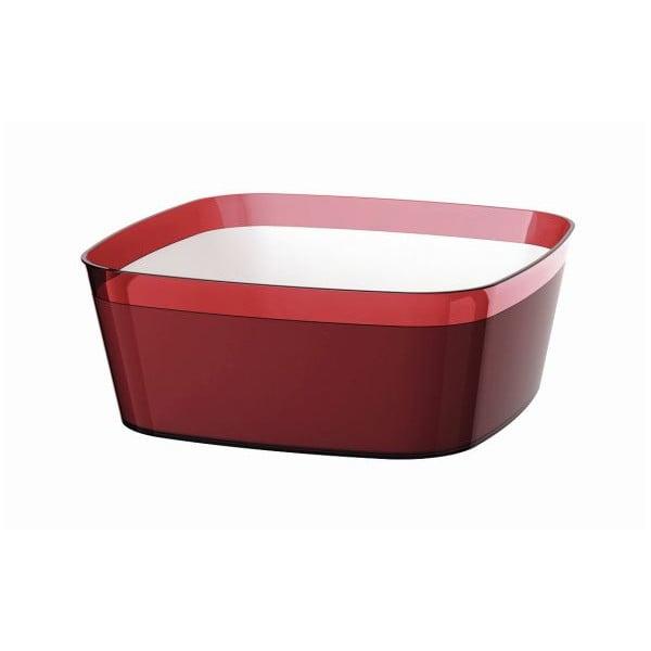 Miska termiczna Venice 26 cm, czerwona