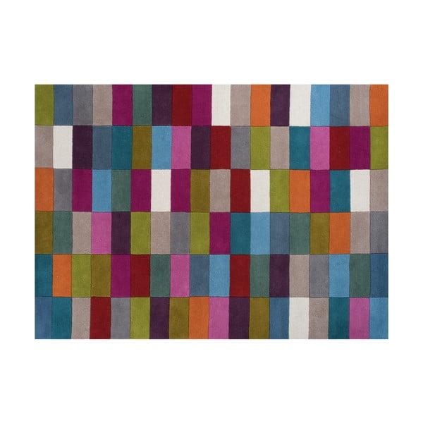 Wełniany dywan Romina Mixed, 140x200 cm