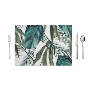 Mata kuchenna Home de Bleu Tropical Leaves, 35x49 cm