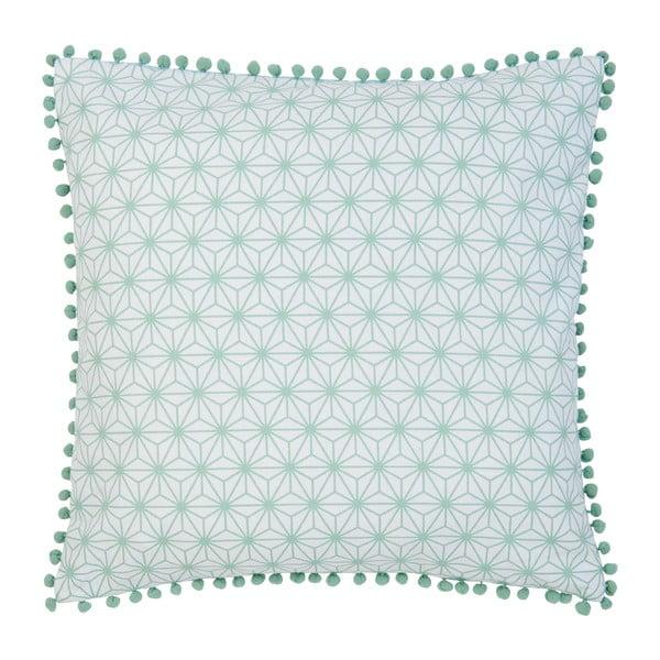 Miętowa   poszewka na poduszkę Clayre, 50x50 cm