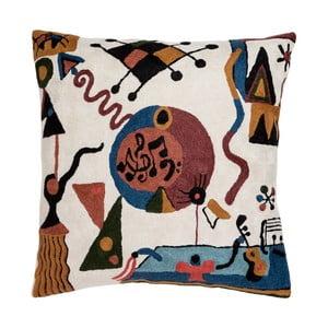 Poszewka na poduszkę Kandinsky Jazz, 45x45 cm