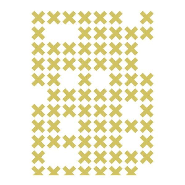 Fizelinowa tapeta System Yellow, 0,53x10,05 m