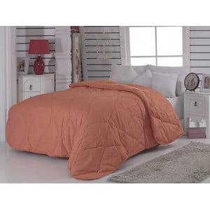 Narzuta pikowana na łóżko dwuosobowe Cecil, 195x215 cm