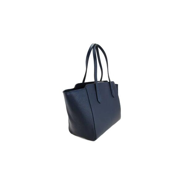 Skórzana torebka Borsa Blu