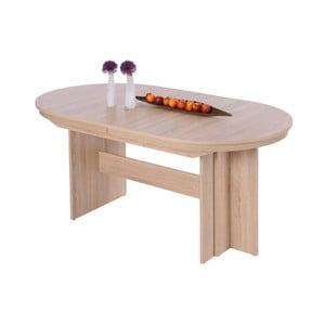 Stół rozkładany w kolorze dębu Intertrade Rome