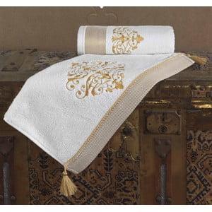 Ręcznik Ottoman Organic Cream, 50x90 cm