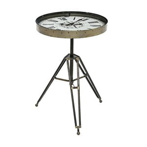 Stolik z zegarem Clock Table