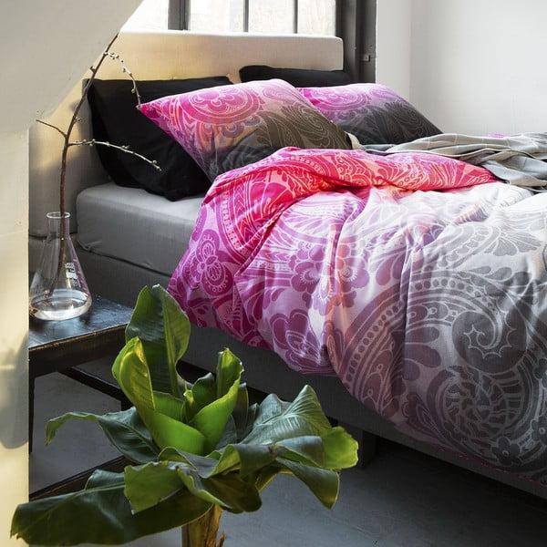 Różowa pościel Dreamhouse Ma Cherie, 200x200 cm