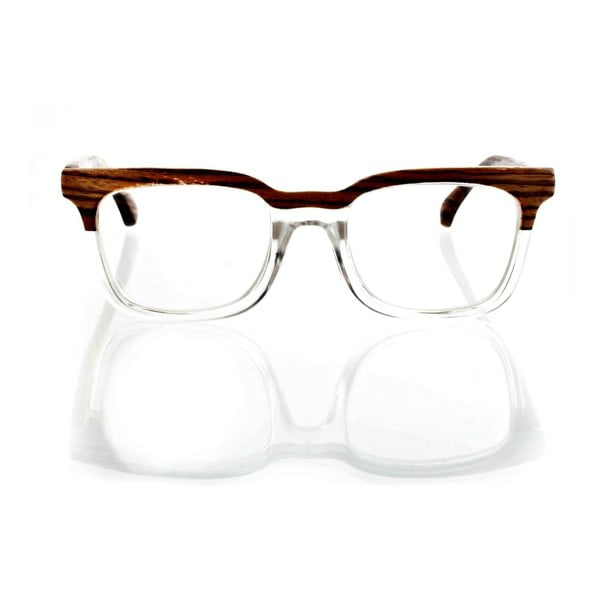 Drewniane okulary optyczne Eyewear Moonstone