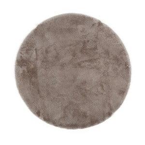 Szaro-brązowy dywanik łazienkowy Miami