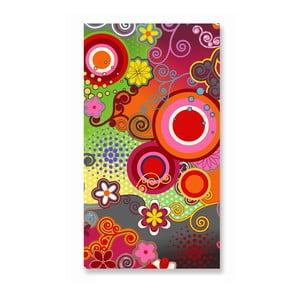 Ręcznik Flamenco Multi, 100x180 cm