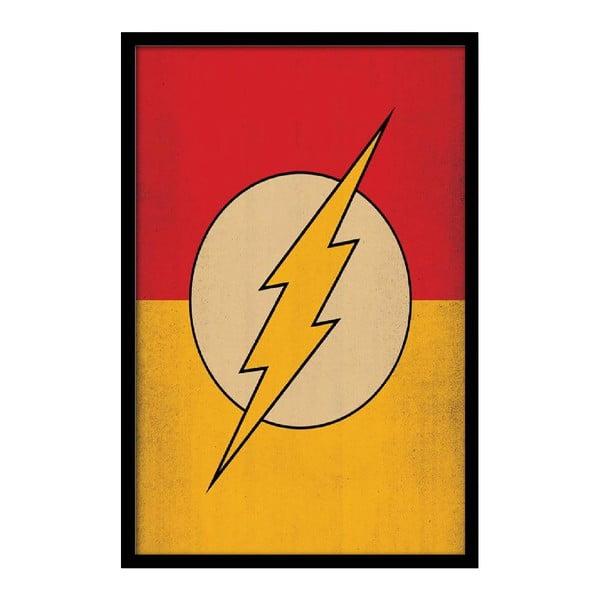 Plakat Flash Light, 35x30 cm