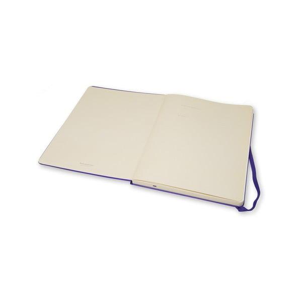 Notes Moleskine dla Violet, bardzo duży