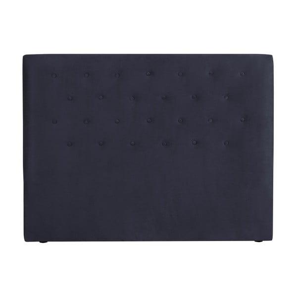 Ciemnoniebieski zagłówek łóżka Windsor & Co Sofas Astro, 140x120 cm