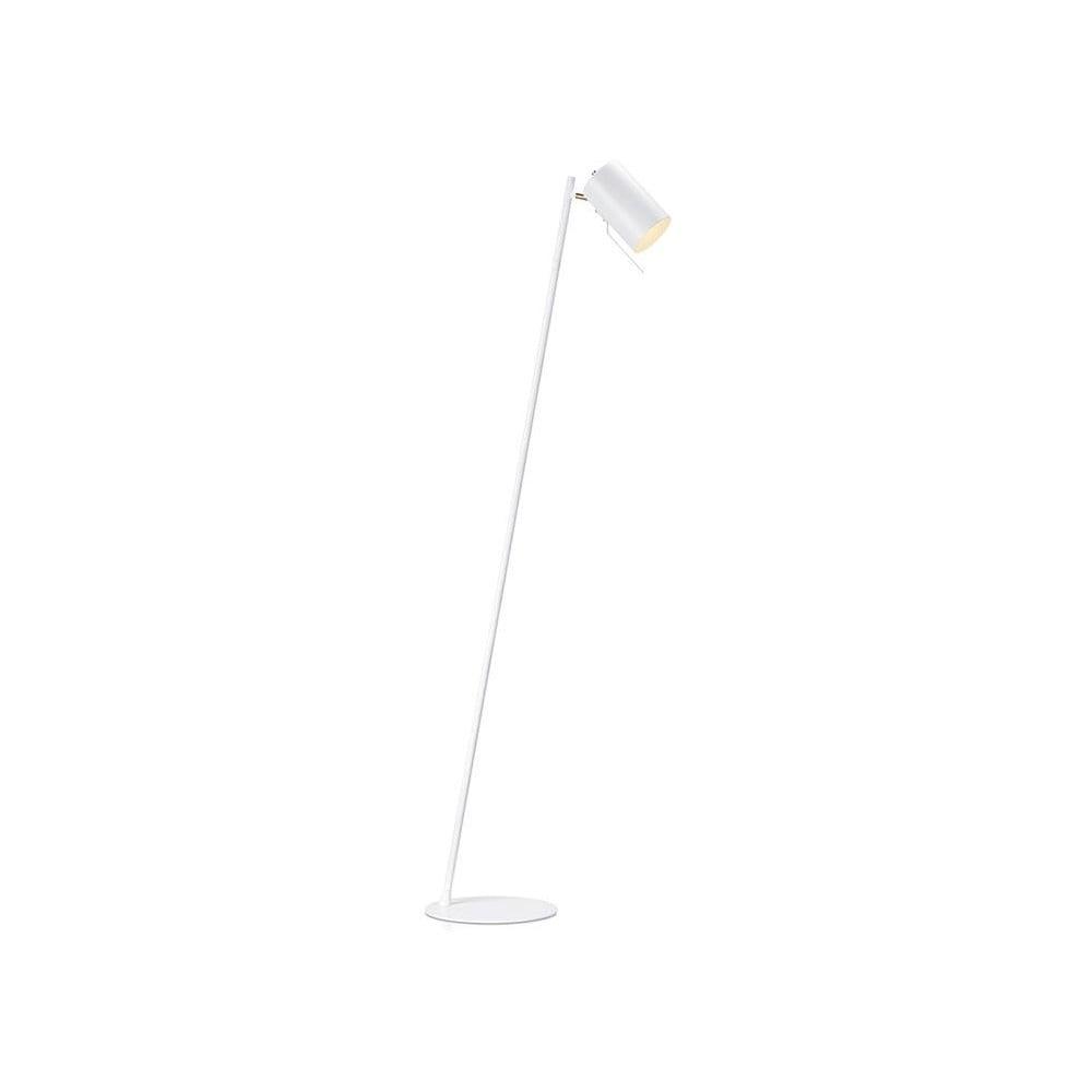 Biała lampa stojąca Markslöjd Carrie