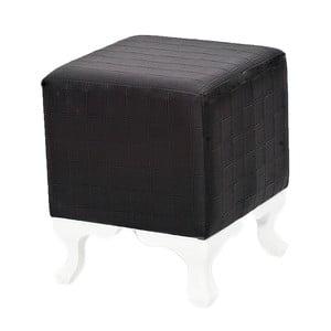 Taboret Legs, czarny