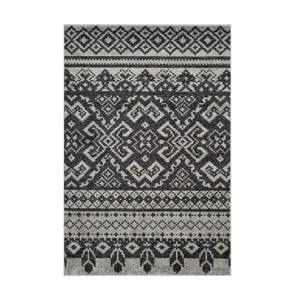 Dywan Amina Area 121x182 cm, czarny