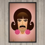 "Plakat ""I want to break free"", 29,7x42 cm"