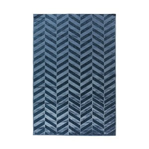Dywan Genova no. 705, 65x110 cm, niebieski