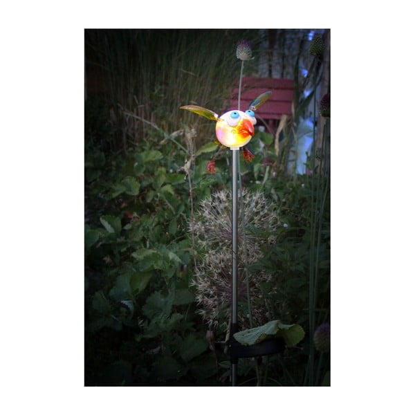 Słoneczna lampa ogrodowa Caferino