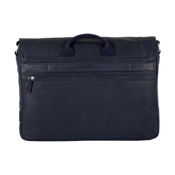 Męska torba listonoszka Vintage Ocean Blue