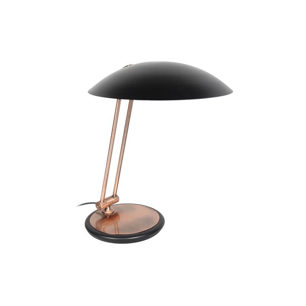 Lampa stołowa Olden, miedziana