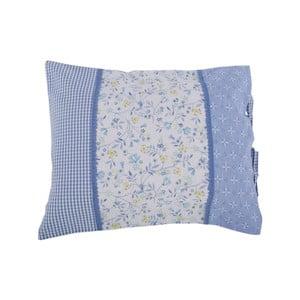 Poszewka na poduszkę Botanice 50x60 cm, niebieska