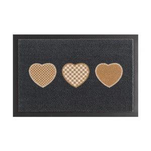 Wycieraczka Zala Living Hearts, 40x60 cm
