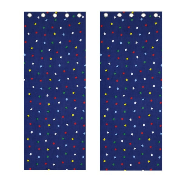 Zasłona Multi Stars, 168x183 cm
