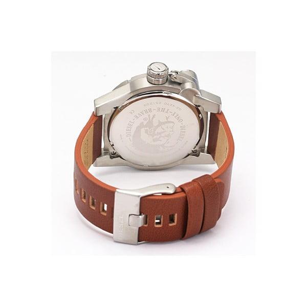 Zegarek męski Diesel ze skórzanym paskiem Paxton