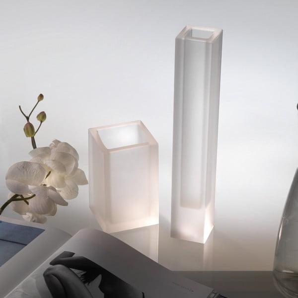 Niezniszczalny wazon Ivasi Medium, czarny