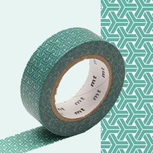 Taśma dekoracyjna washi MT Masking Tape Nativite, dł.10m