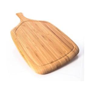 Bambusowa deska do krojenia Bambum Tempo, 39x22 cm
