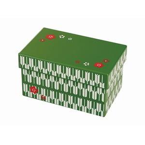 Pudełko na lunch Chiyo Green, 960 ml