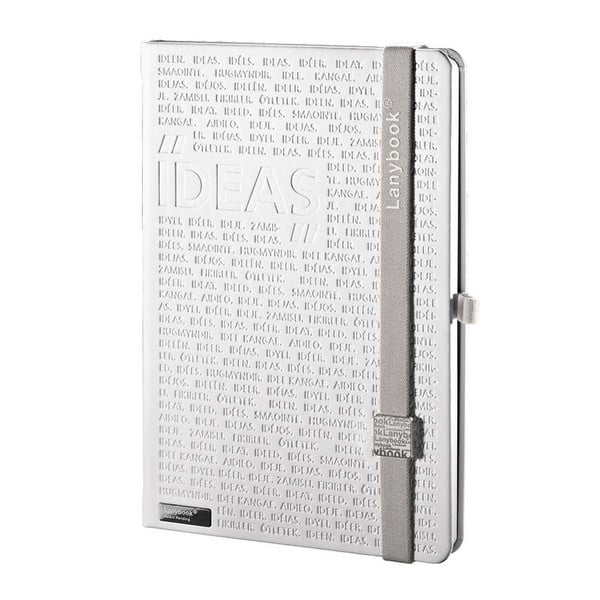 Notes Idea Factory White, A6