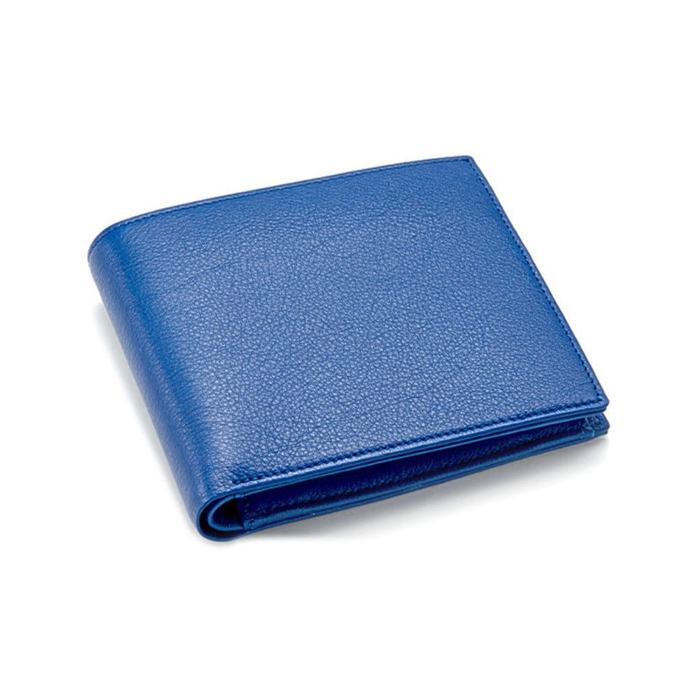 77ee11803cc4d Niebieski portfel męski z kieszonką na monety ANTORINI Elite | Bonami