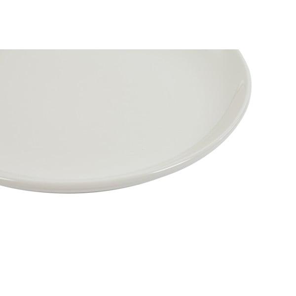 Komplet 6 talerzy deserowych Kaleidoskop 21 cm, biały