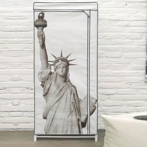 Szafa z materiału Compactor Wardrobe Liberty