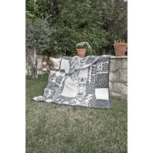 Koc Vintage Patchwork, 180x220 cm