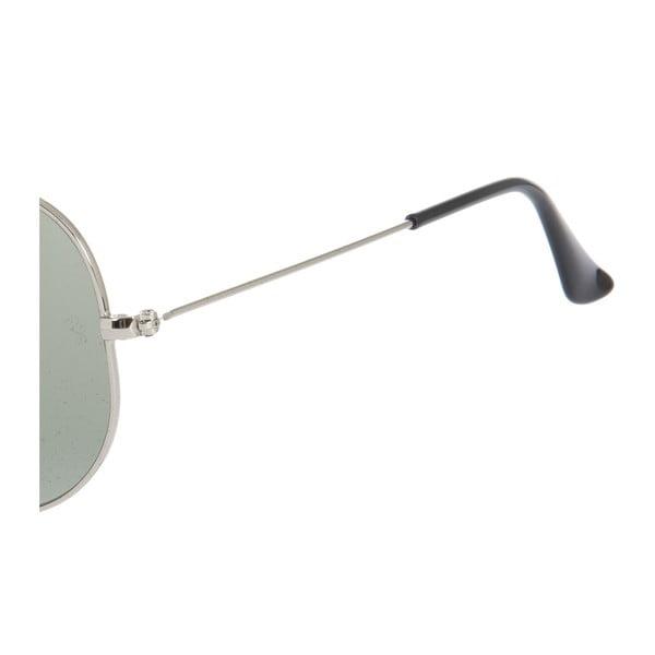 Okulary przeciwsłoneczne Ray-Ban Aviator Light Silver