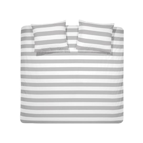Pościel Stribe Grey, 240x200 cm