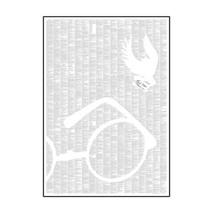 "Plakat ""Harry Potter i Kamień Filozoficzny, 70x100 cm"