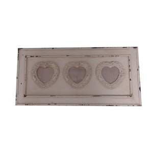 Ramka na zdjęcia Antic Line Three Vintage Hearts